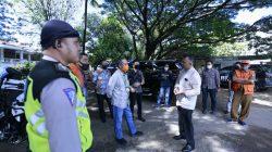 Larangan Parkir di Balaikota Makassar Berlaku, Begini Skemanya