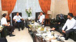 Pj Wali Kota Makassar Jadi Saksi, PDAM Janjikan Layanan Prima untuk Pelanggan