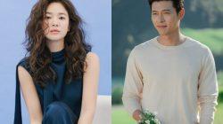 Pernah Kandas, Song Hye Kyo dan Hyun Bin CLBK
