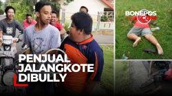VIDEO: Detik-Detik Pemuda di Pangkep Bully dan Aniaya Anak Penjual Jalangkote