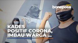 Dinyatakan Positif, Kades Ini Blak-blakan Soal Bahaya Corona