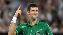 Novak Djokovic Positif COVID-19 Setelah Pulang Turnamen