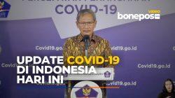 UPDATE: Kasus Positif Corona di Indonesia Hari Ini Bertambah 1.241 Kasus