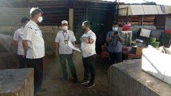 Awasi Protokol Kesehatan, Pj Wali Kota Makassar Sidak Pasar