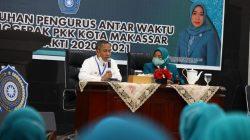 Wejangan Khusus Pj Wali Kota Makassar untuk Pengurus TP PKK