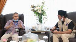 "Eks Ketum PB HMI Arief Rosyid ""Suntik"" Pemkot Makassar Hadapi Virus Corona"