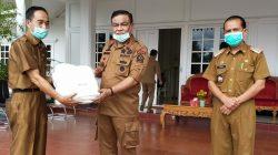 Komunitas Rotary District Indonesia Sokong Pemkab Bone Hadapi Virus Corona