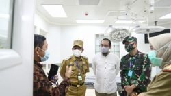 Pj Wali Kota Makassar Kawal Penuh Penanganan Covid-19 RSUD Daya