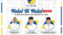 Halalbihalal I AM SOSPOL Digelar Virtual, Dijadwalkan JK Hadir