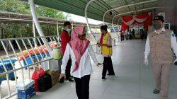Bupati Nunukan Kawal Khusus Kedatangan 325 WNI dari Tawau