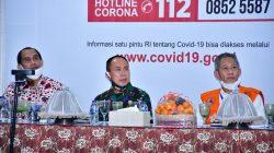 Hadapi Corona, Warga Wajib Jaga Imunitas