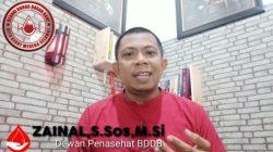 Relawan BDDB Ajak Masyarakat Berdonor, Ini Targetnya