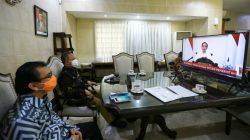 Hadiri Rakornas Pengawasan Intern 2020, Ini Kata Pj Wali Kota Makassar