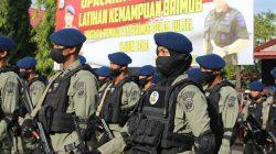 """Makin """"Garang"""", Amunisi Baru Brimob Sulsel Matang Strategi Gerilya"""