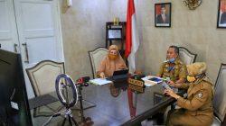 Pj Wali Kota Makassar Tantang Stakeholder Pendidikan Berinovasi di Tengah Pandemi