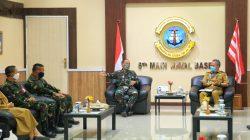 Pemkot Makassar Gandeng Lantamal VI Aksi Penyemprotan Massal, Bagaimana Respons nya?