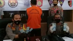 Oknum Peras Kades Rp25 Juta, Kapolres: Kado untuk HUT Bhayangkara ke-74