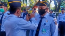 5 Pegawai Bapas Naik Pangkat, Kabapas Sebut Pangkat Bisa Dicopot