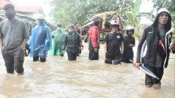 Sungai Masamba Meluap, Bupati Indah Basah-basahan