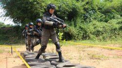 Mengintip Aksi Wakil Batalyon C di Ajang Brimob Challenge