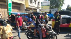Keluar Rumah Tanpa Masker, Siap-siap Berhadapan Polisi