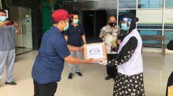 Aksi Relawan dan Medis FK UMI Hadapi Corona