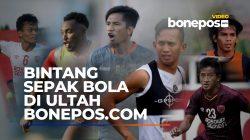 HUT Bonepos ke-8, Sederet Bintang Sepak Bola Indonesia Kirim Ucapan Selamat