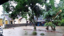 BREAKING NEWS: Hujan Semalaman, Banjir Kepung Sibulue Bone