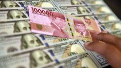 Penutupan Pasar, Rupiah Menguat ke Rp 14.082/US$