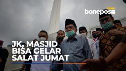 Jusuf Kalla, Masjid Boleh Gelar Salat Jumat, Ini Syaratnya