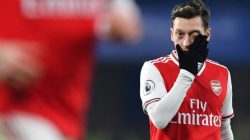 Perang Dingin, Mesut Ozil Sindir Sang Manajer Mikel Arteta