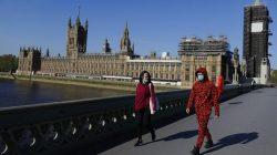 Inggris Longgarkan 50 Negara yang Datang, Kecuali Amerika Daftar Merah