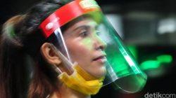 Pakai Face Shield Tanpa Masker, Efektifkah Perlindungan Terhadap Covid-19?