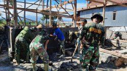 RTLH TMMD 108 Kodim Jeneponto, Bukti Cinta TNI untuk Rakyat