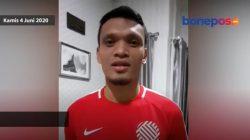 Ferdinand ke Medan, PSM: Sudah Minta Izin