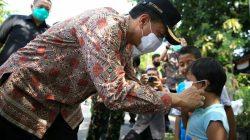 Didapati Tidak Pakai Masker, Atensi Pj Wali Kota Makassar: Akan Rapid Test