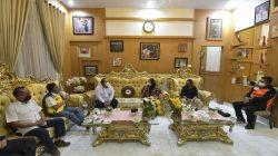 Pembahasan Khusus Kepala Balai Besar Jalan Nasional Temui Bupati Luwu Utara