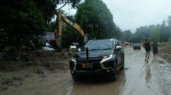 BREAKING NEWS Jalur Trans Sulawesi Bisa Dilalui Mobil di Luwu Utara