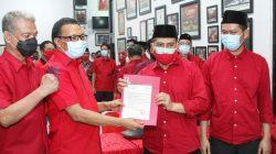 PDIP Harga Mati Menangkan Dilan di Pilwalkot Makassar