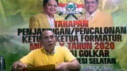 3 Anggota DPR RI dan 2 Kepala Daerah Berebut Kursi Ketua Golkar Sulsel, Siapa Pantas
