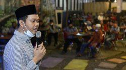 Dilan Tak Galau, Soal Isu Telikung Dukungan Parpol Pilwalkot Makassar 2020