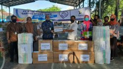 Aksi Solidaritas Peduli Keluarga Bank Sulselbar Bone untuk Korban Banjir Bandang