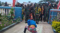 Terkejut, Tim Wasev Mabes TNI Dapat Perlakuan Seperti Ini di TMMD 108 Kodim Jeneponto