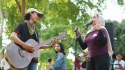 Lewat Lagu, Kumpulkan Donasi untuk Warga Terdampak Banjir di Bone Utara
