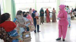 Semarak HKGB 68, Bhayangkari Aksi Operasi Bibir Sumbing