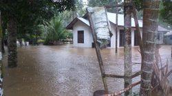 20 Desa Terendam Banjir, 553 KK Jadi Korban