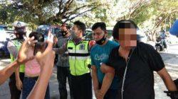 Apes, 2 Warga Terjaring Operasi Patuh, Polisi Temukan Barang Haram