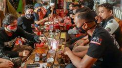 15 Klub Motor 3 Kabupaten Kompak Bagikan Daging Kurban, Siapa Sasarannya?