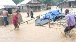 Banjir Menerjang, Lebih 1.000 Warga Terdampak