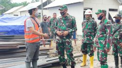 Progres Pembangunan Hunian Pengungsi Luwu Utara Capai 21 Persen